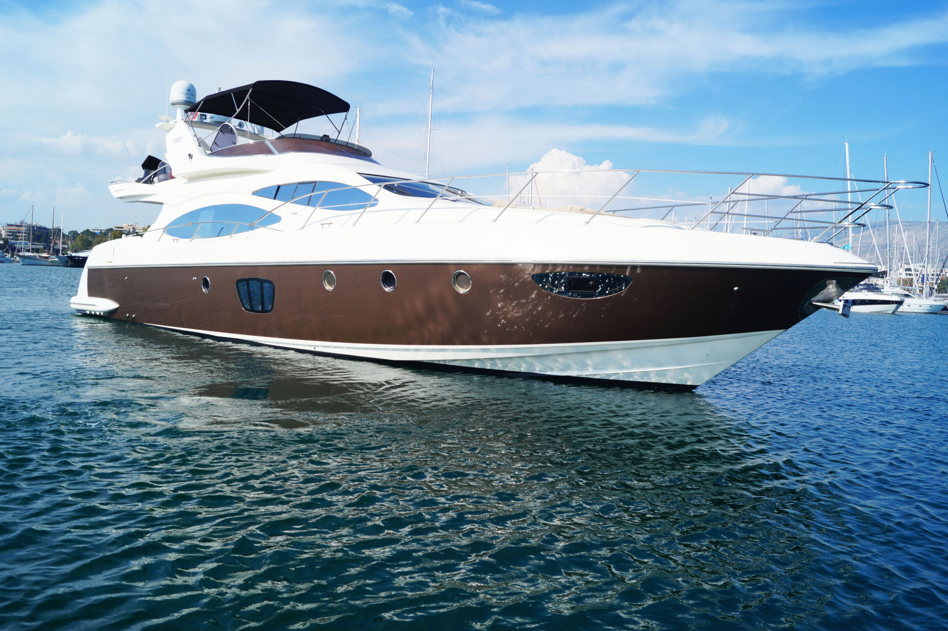 M/Y CHILL OUT II, Azimut 68