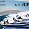 M/Y 4 LIFE, Princess 85 Fly
